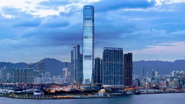 Hong Kong International Commerce Center
