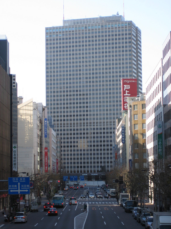 Kasumigaseki Building1