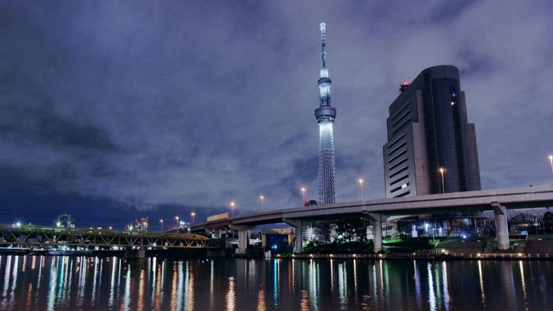 Tower Sky Tree